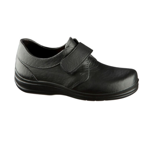 uniformes sanitarios en malaga Zapato Sanitario Feliz Caminar Negro