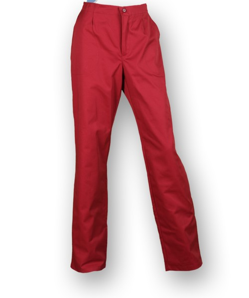 Pantalon Sanidad 733 Burdeo