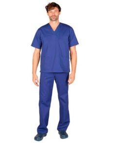 Pijama-sanitario-garys-843 Azul
