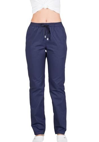Pantalon Sanitario de Microfibra azul