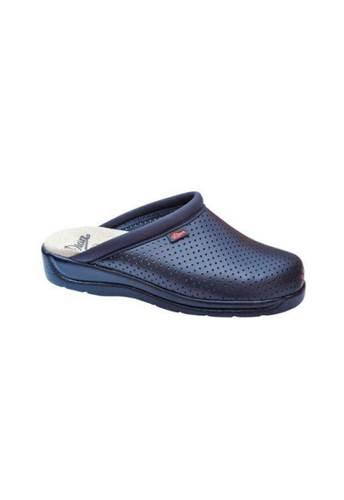 Zuecos Sanitarios para ropa laboral Pisa azul