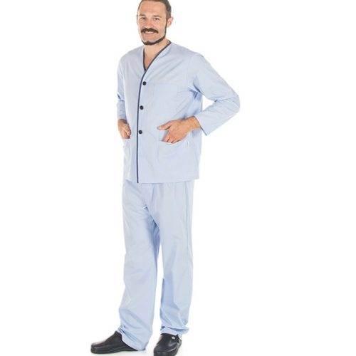 Conjunto Paciente Sanitario Unisex