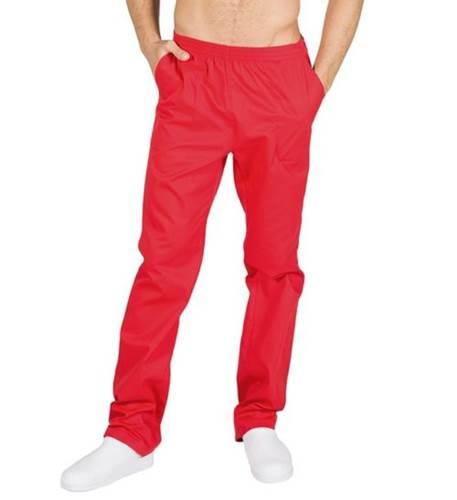 Pantalon Sanitario 773G rojo