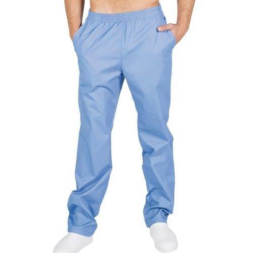 Pantalon Sanitario 773G celeste