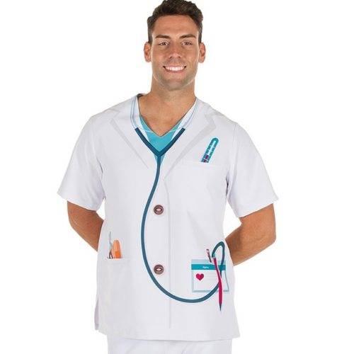Casaca sanitaria unisex GARYS Berta Doctor