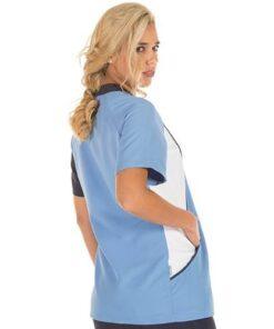 Casaca sanitaria mujer GARYS 6559 Diana lateral