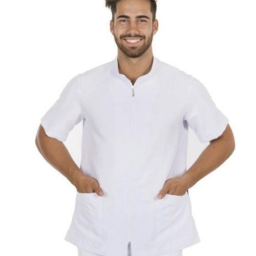 Casaca sanidad hombre SYRAS 6109 Mallorca Blanca