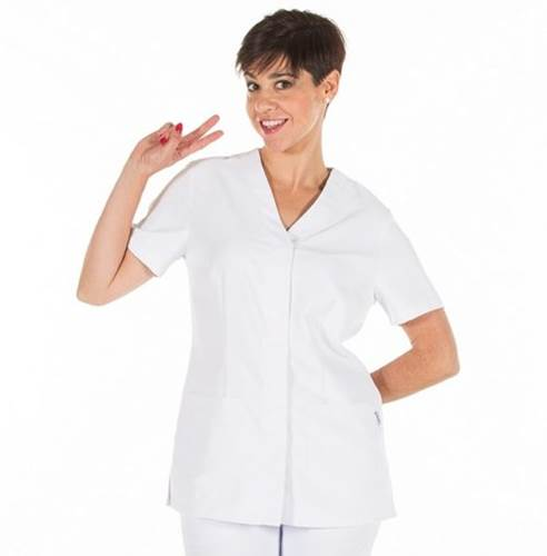 Casaca sanitaria mujer GARYS 6551 Sonia Blanco