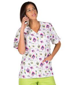 Casaca sanitaria unisex GARYS 6087 Ruth Plumas