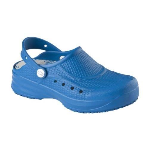 Zueco sanitarios flotante evolution azul