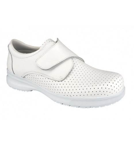 Zapato Sanidad Delta Blanco