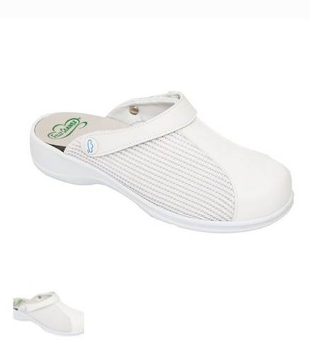 Zueco Epsilon Sanitario Blanco