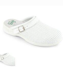 Zueco Sanitario Las Vegas Feliz Caminar Blanco