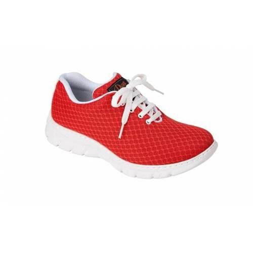 Zapatilla Calpe Dian Rojo