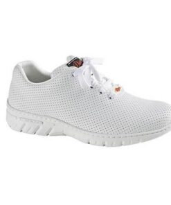 Zapatillas Altea Perforado Blanca