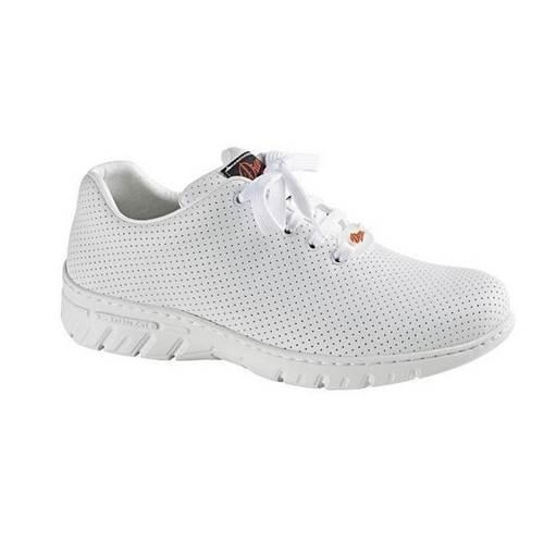 Zapatillas Altea Perforado Blanca