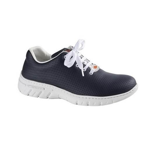 Zapatillas Altea Perforado Azul