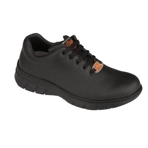 Zapatillas Altea Perforado Negra
