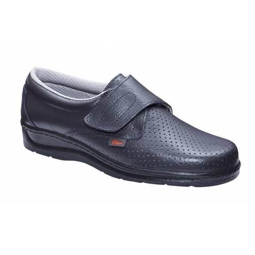 Dian 1900 O1 FO - zapatos anatomicos - talla 43 - azul 7zFlt