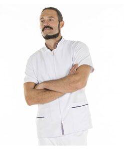 Casaca Sanitaria Carlos Blanco