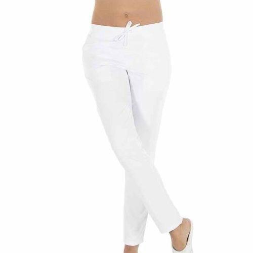 7027 Pantalón Sanidad Garys Blanco