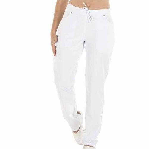 7028 Pantalón Sanidad Garys blanco