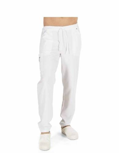 7029 Pantalón Sanidad Garys Blanco