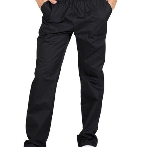 7733 Pantalon de Trabajo Negro