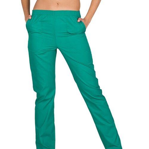 7733 Pantalon de Trabajo Verde