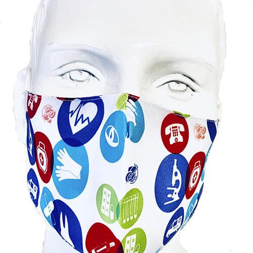 Mascarillas Sanidad Emoticonos