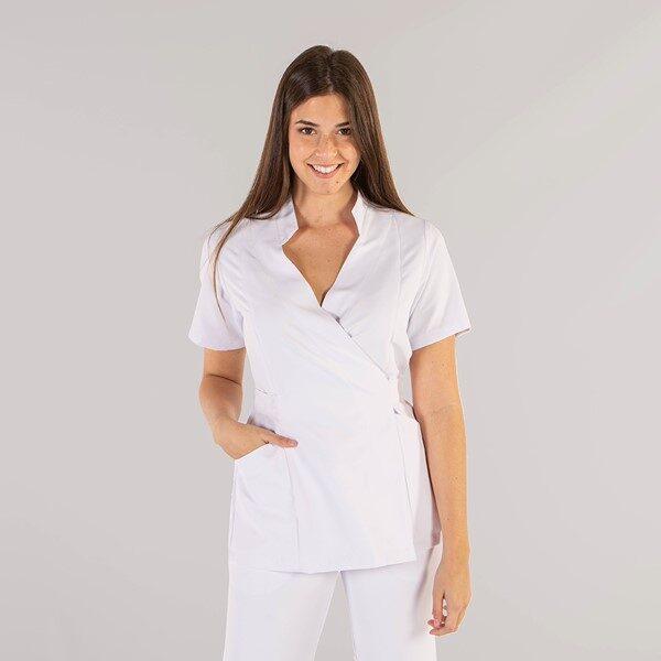 Blusa Sanitaria Amaya Blanca